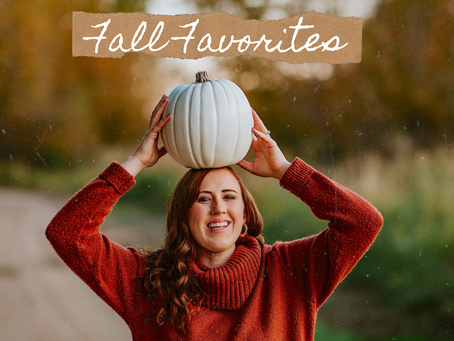 Fall Favorites Of The Season