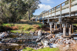 Frankland River Retreat Bridge