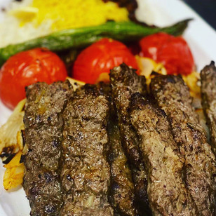 Persisches vom Grill.