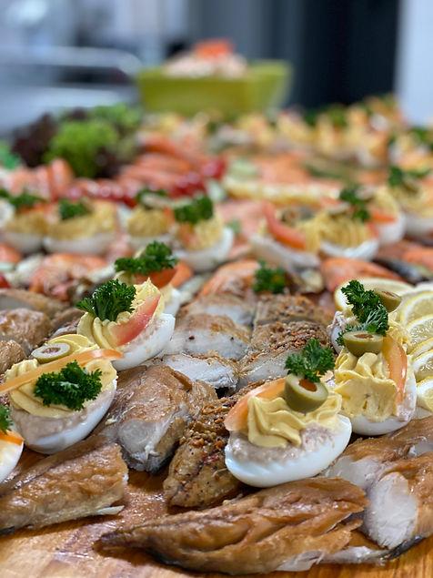 catering schulz Fischplatte