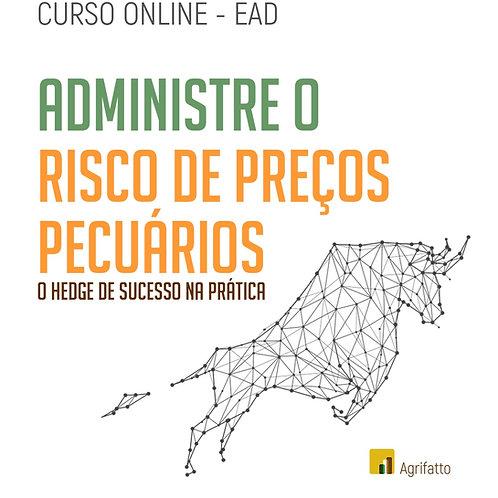 Curso: Administre o risco de preços pecuários: o hedge de sucesso na prática