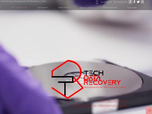 Tech Data Recovery Recuperacion de Informacion y Datos, Tel 2647 4674 Whats 55 1062 6376 Servicio a