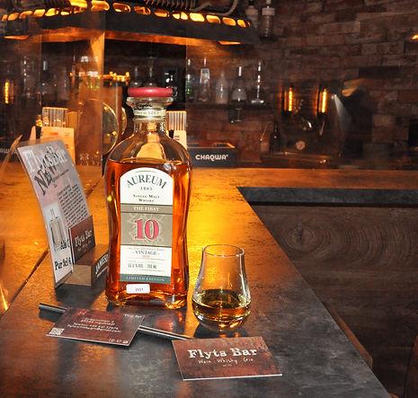 """W31 Aureum Single Malt Whisky 1865 - 10 Jahre """"THE FIRST"""""""