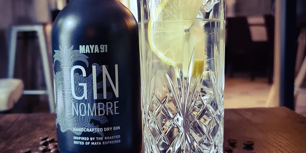 Gin Tasting in der FlytsBar