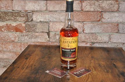 R03 Plantation Rum Trinidad Original Dark Rum