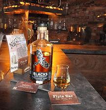 W32 Blacks Irish Whiskey-Black OPS