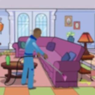 כל שירותי הניקיון לבית
