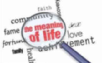 משמעות החיים