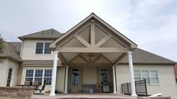 Porch addition 2