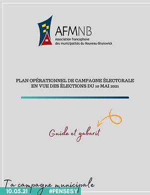 Guide plan opérationnel élections
