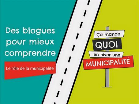 Le rôle de la municipalité