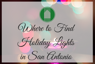 Where to find Holiday Lights in San Antonio