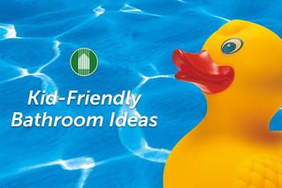 Kid-Friendly Bathroom Ideas