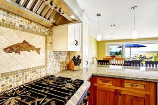 Backsplash Design Tips for Your Custom Home Kitchen