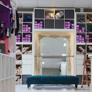The Dancer's Room Shop