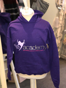 Purple Hoody