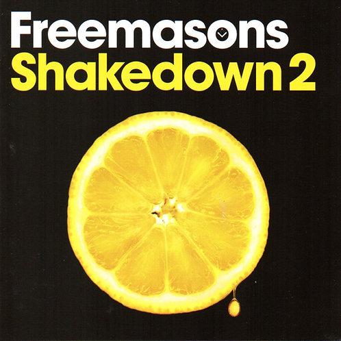 FREEMASONS - SHAKEDOWN 2 - Kylie 'The One' Freemasons Mix