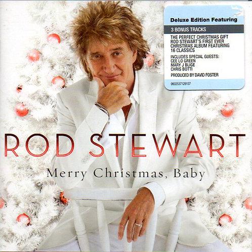 ROD STEWART - MERRY CHRISTMAS, BABY