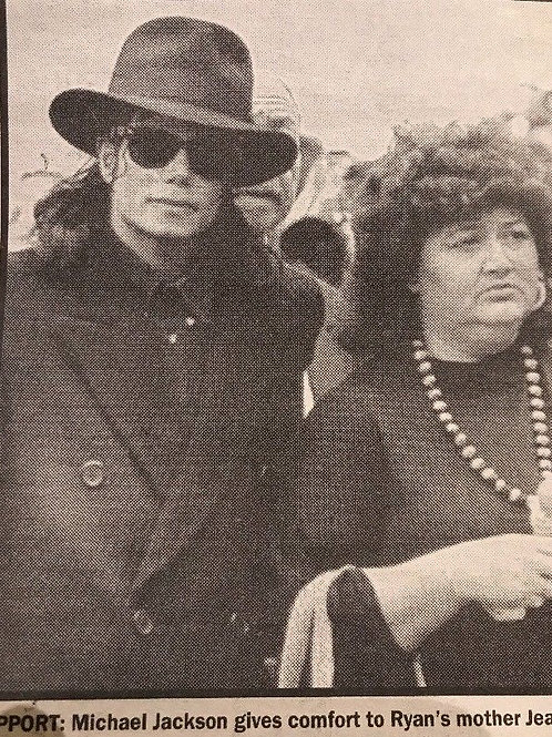 1990 April 'Elton's Song for Ryan White' Michael Jackson TODAY News