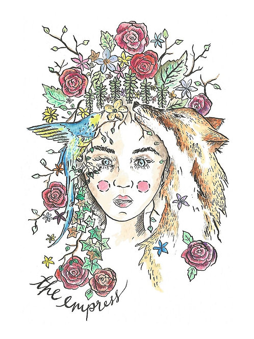 'The Empress' by Stacey Williamson-Michie