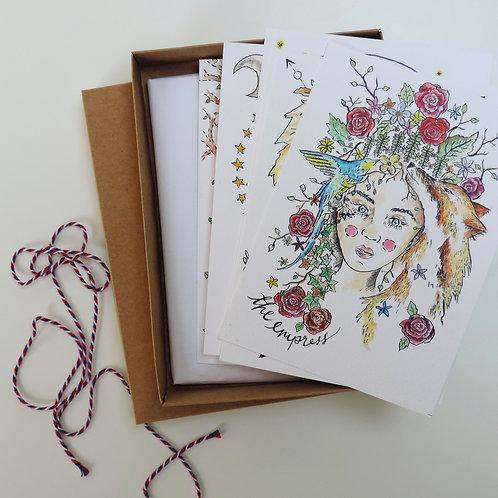 'Tarot Series Box Set' by Stacey Williamson-Michie