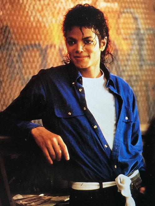 1988 SONY CD Spring MAGAZINE Article MICHAEL JACKSON UK