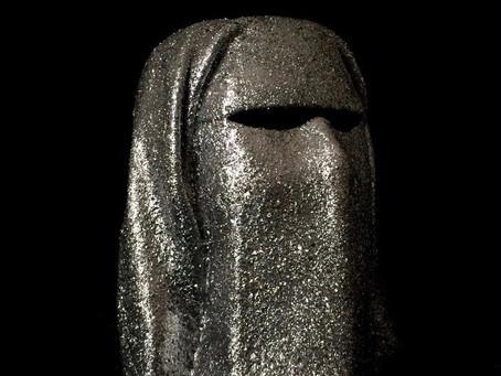 'Burqa Disco' by Maurizio Lo Castro