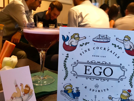 Happy Hour with NAKI at EGO Cocktails in Milano
