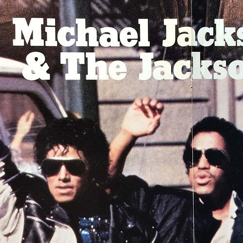 1980 16 Magazine Article MICHAEL JACKSON (The Jacksons) RICKY MARTIN (Menudo)