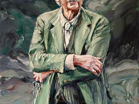 The Kyffin Connection - David Porteous-Butler and The Welsh Master, Sir Kyffin Williams (1918-2006)