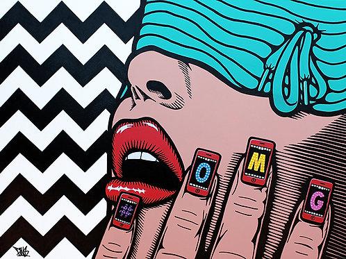 '#OMG' by PINS