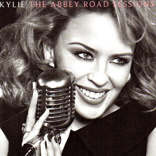 Album cover of 'The Abbey Road Sessions' by Kylie Minogue