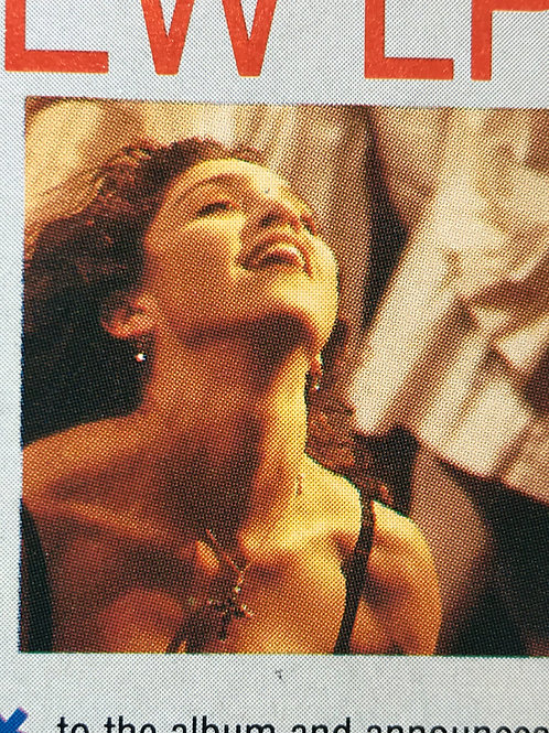 Madonna Like A Prayer - Smash Hits Magazine