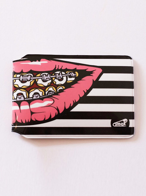 'Sweet Tooth' Card Holder by PINS