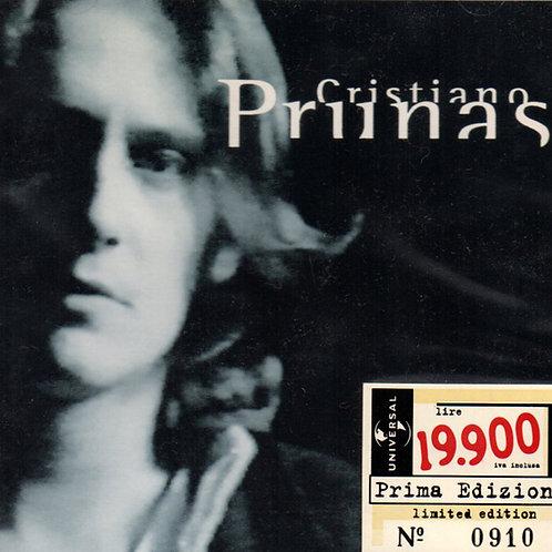 CRISTIANO PRUNAS Feat. TANITA TIKARAM Limited Edition
