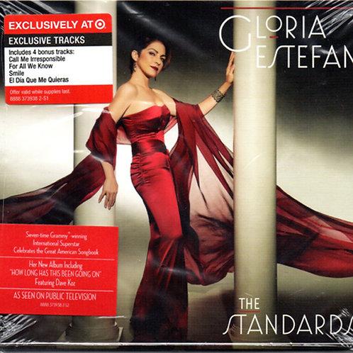 GLORIA ESTEFAN The Standards SPECIAL EDITION 4 BONUS TRACKS