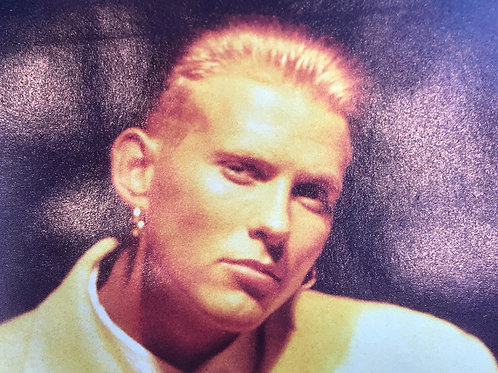 Luke Goss of Best British band BROS