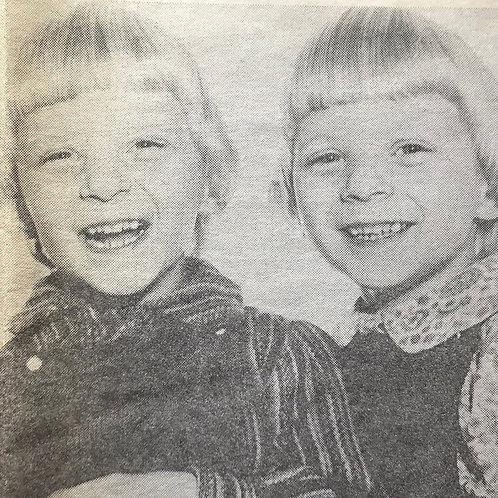 Matt Goss and Luke Goss as young boys - BROS FOREVER!