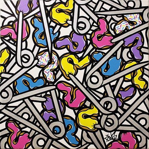 'Krispy Pins' by PINS