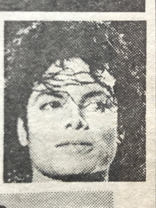 1990 June 6 'Heart Attack At 33' The Sun Newspaper Article MICHAEL JACKSON