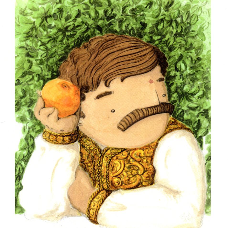 'Melograno di Maharaja' by NAKI