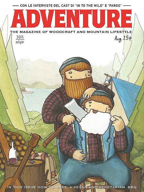 'Adventure Twins' Beardy Bears by NAKI