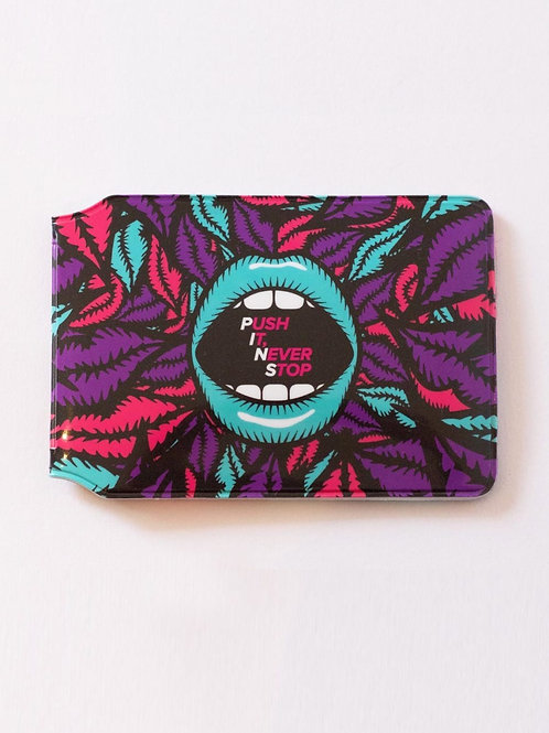 'Lipweed' Card Holder by PINS