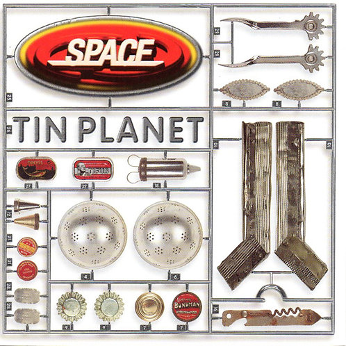 SPACE Tin Planet