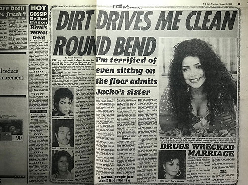 1990 Feb Dirt Drives Me Clean Round Bend The Sun News Article