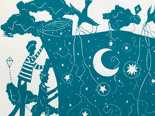 'We Bring the Stars Out' by Stacey Williamson-Michie