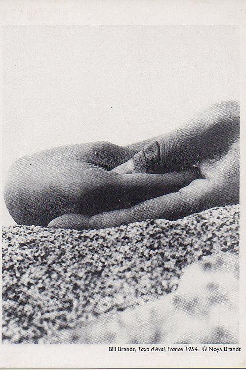 Levi's Promo Postcard 1993 Levi Strauss & Co. Bill Brandt Nudes