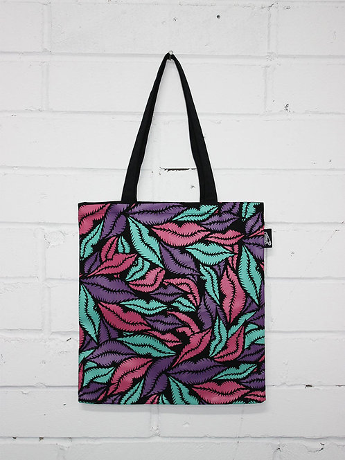 'Lipweed' Tote Bag by PINS