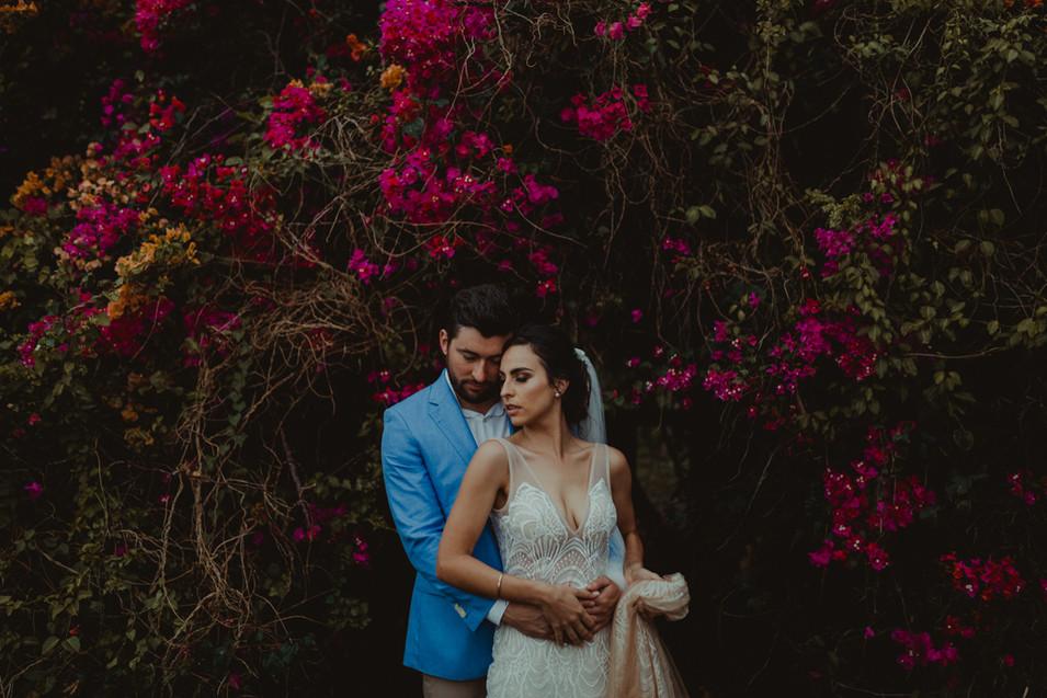 Dan & Galina - Intercontinental Fiji Wedding Photographer