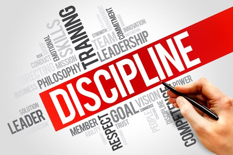 How Much Discipline Do You Have In Your Life?